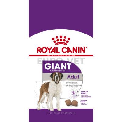 Royal Canin Giant Adult 15 kg