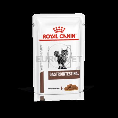 Royal Canin Gastro Intestinal- nedves gyógytáp felnőtt macskák részére emésztési problémák esetén 85 g