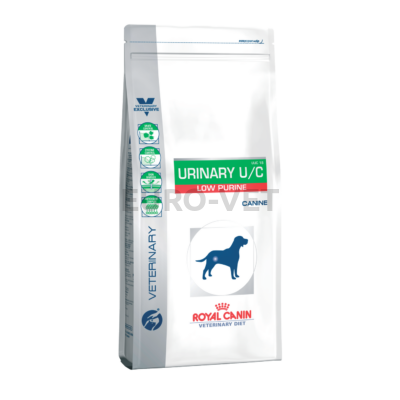 Royal Canin Urinary Low Purine Canine 7,5 kg