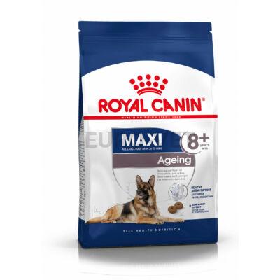 ROYAL CANIN MAXI AGEING 8+ - nagytestű idős kutya száraz táp 15 kg