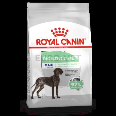 ROYAL CANIN MAXI DIGESTIVE CARE - száraz táp érzékeny emésztésű, nagytestű felnőtt kutyák részére 10 kg