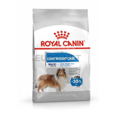ROYAL CANIN MAXI LIGHT WEIGHT CARE - száraz táp hízásra hajlamos, nagytestű felnőtt kutyák részére 10 kg