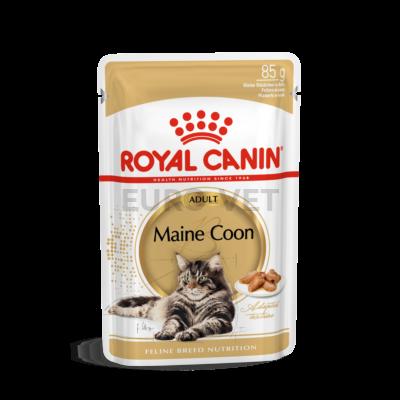 ROYAL CANIN MAINE COON ADULT - Maine Coon felnőtt macska nedves táp 0,085 kg