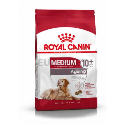 ROYAL CANIN MEDIUM AGEING 10+ - közepes testű oidős kutya száraz táp 15 kg