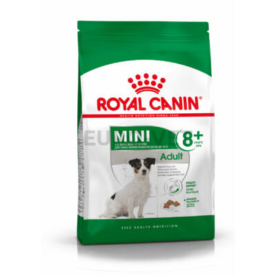 Royal Canin Mini Adult 8+ (8 kg)