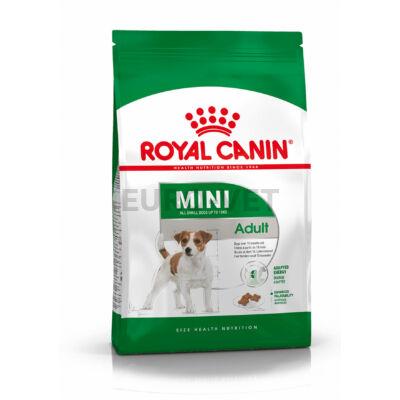 ROYAL CANIN MINI ADULT - kistestű felnőtt kutya száraz táp 8 kg