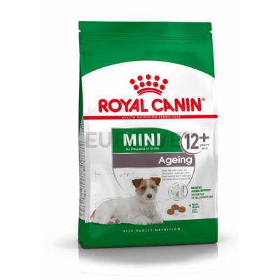 ROYAL CANIN MINI AGEING 12+ -  kistestű idős kutya száraz táp 1,5 kg