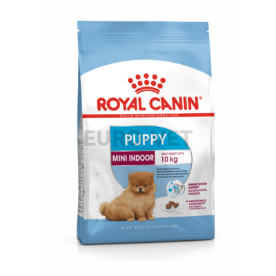 Royal Canin INDOOR LIFE JUNIOR S 0,5 kg