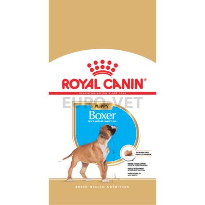 ROYAL CANIN BOXER JUNIOR - Boxer kölyök kutya száraz táp 12 kg