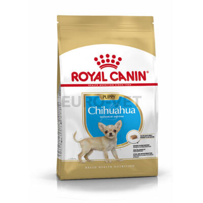 ROYAL CANIN CHIHUAHUA JUNIOR - Csivava kölyök kutya száraz táp 0,5 kg