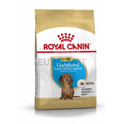 ROYAL CANIN DACHSHUND JUNIOR - Tacskó kölyök kutya száraz táp 0,5 kg