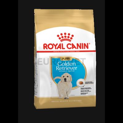 Golden Retriever Junior - Golden Retriever kölyök kutya száraz táp 12 kg