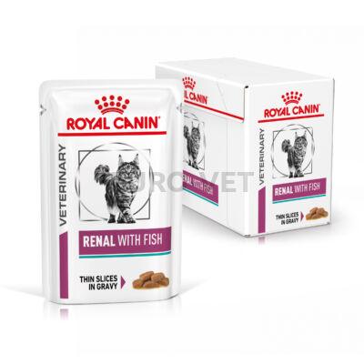 Royal Canin Renal with Tuna CIG 85 g