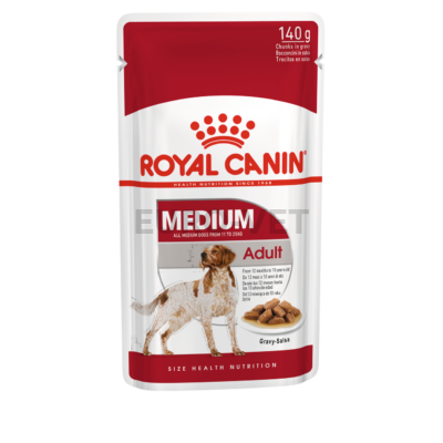 Royal canin wet medium adult 0,14 kg