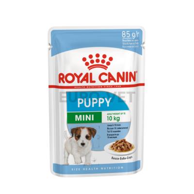 Royal Canin wet mini puppy - nedves táp kistestű kölyökkutyák részére 0,085 kg