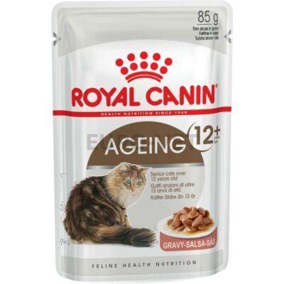 ROYAL CANIN AGEING 12+ - idős macska szószos nedves táp 0,085 kg