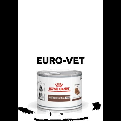 Royal Canin Gastro Intestinal Puppy - nedves gyógytáp kölyök kutyák részére emésztési problémák esetén 0,195 kg
