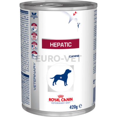 Royal Canin Hepatic 0,42 kg