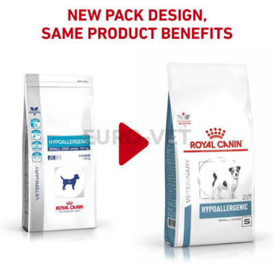 Royal Canin Hypoallergenic Small Dog HSD 24 3,5 kg