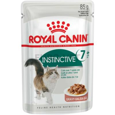 Royal Canin Instinctive +7 (85 g)