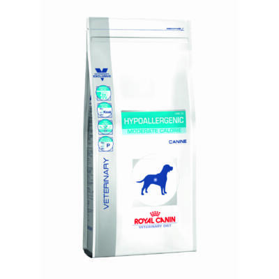 Royal Canin Hypoallergenic HME 23 Moderate Calorie 7 kg