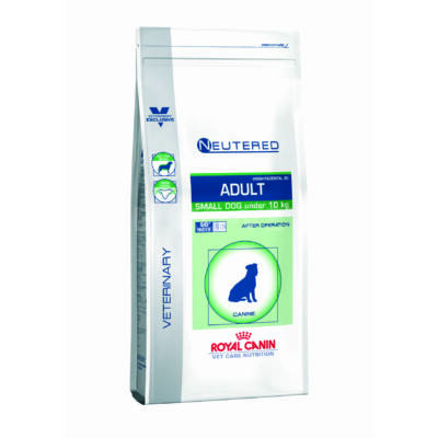 Royal Canin Neutered Adult Small Dog 0,8 kg
