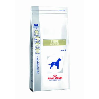 Royal Canin Fibre Response - száraz gyógytáp felnőtt kutyák részére a bélrendszer támogatására 14 kg