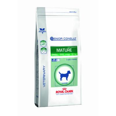 Royal Canin Senior Consult Mature Small Dog - száraz gyógytáp kistestű idős kutyáknak 7 éves kor felett 1,5 kg
