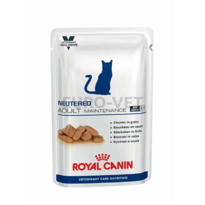 Royal Canin Neutered Adult Maintenance WET 100 g
