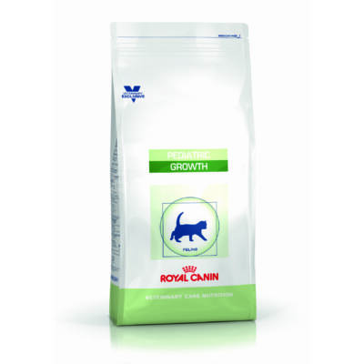Royal Canin Pediatric Growth -  száraz gyógytáp kölyökmacskák és szoptató nősténymacskák részére 0,4 kg