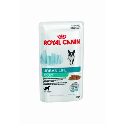 ROYAL CANIN URBAN LIFE ADULT - városban élő felnőtt kutya nedves táp 0,15 kg