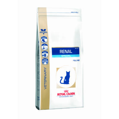 Royal Canin Renal Special Feline Dry 2 kg