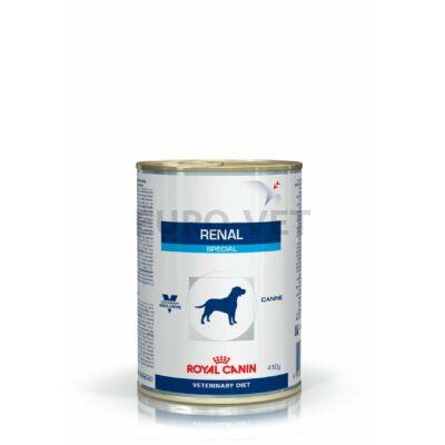 Royal Canin Renal - nedves gyógytáp vesebeteg felnőtt kutyák részére 410 g