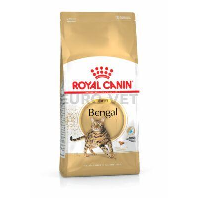ROYAL CANIN BENGAL ADULT - Bengáli felnőtt macska száraz táp 10 kg