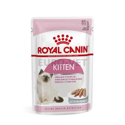 ROYAL CANIN KITTEN LOAF - kölyök macska pépes nedves táp 0,085 kg