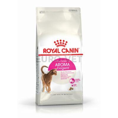 ROYAL CANIN AROMA EXIGENT - válogatós felnőtt macska száraz táp 10 kg