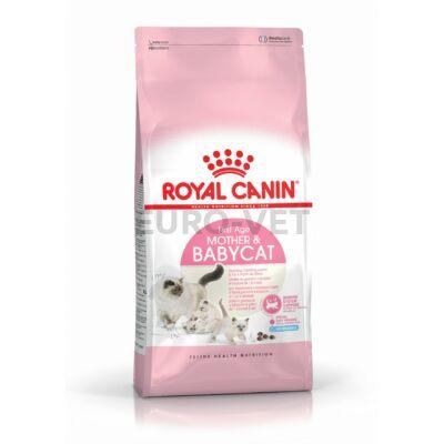 ROYAL CANIN MOTHER & BABYCAT -  kölyök és anya macska száraz táp 2 kg