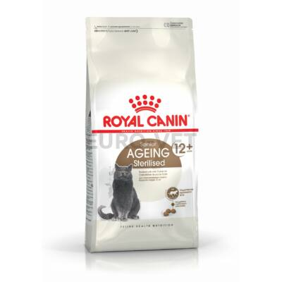 ROYAL CANIN AGEING STERILISED 12+ - ivartalanított idős macska száraz táp 4 kg