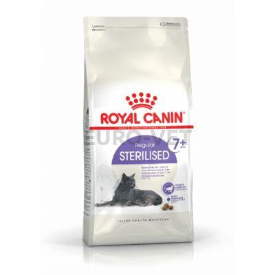 ROYAL CANIN STERILISED 7+ - ivartalanított idősödő macska száraz táp 10 kg