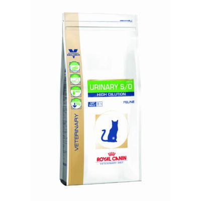 Royal Canin Urinary S/O High Dilution UHD 34 1,5 kg