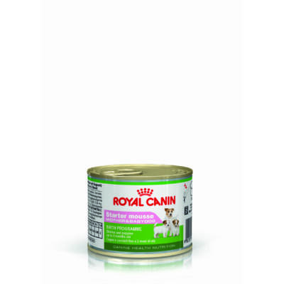 Royal Canin Starter Mousse Mother & Babydog 195 g