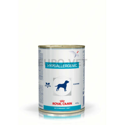 Royal Canin Hypoallergenic Canine WET 0,40 kg