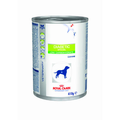 Royal Canin Diabetic Special Low Carbohydrate 0,41 kg