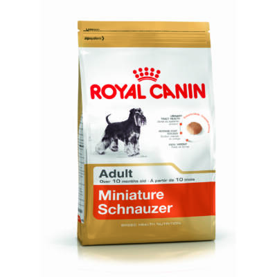 Royal Canin Miniature Schnauzer Adult 3 kg
