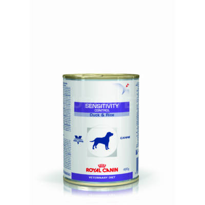 Royal Canin Sensitivity Control Duck & Rice - Konzerv 420 g