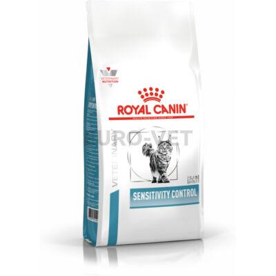Royal Canin Sensitivity Control SC 27 - száraz gyógytáp felnőtt macskák részére tápanyag intolerancia csökkentésére 0,4 kg