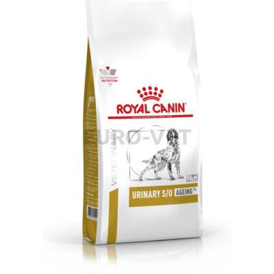 Royal Canin Canine Urinary Ageing 7+ - száraz gyógytáp idős kutyák részére az alsó hugyúti problémák megelőzéséért 1,5 kg
