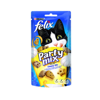 Felix PARTY MIX Cheezy Mix 60g XG