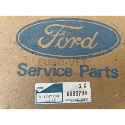 Ford Mondeo 1993.02. - 1996.08. fényszóró üveg bal