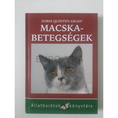 Macskabetegségek könyv